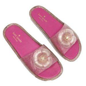 KATE SPADE Sandals S030045 SPLASH Floral Pink